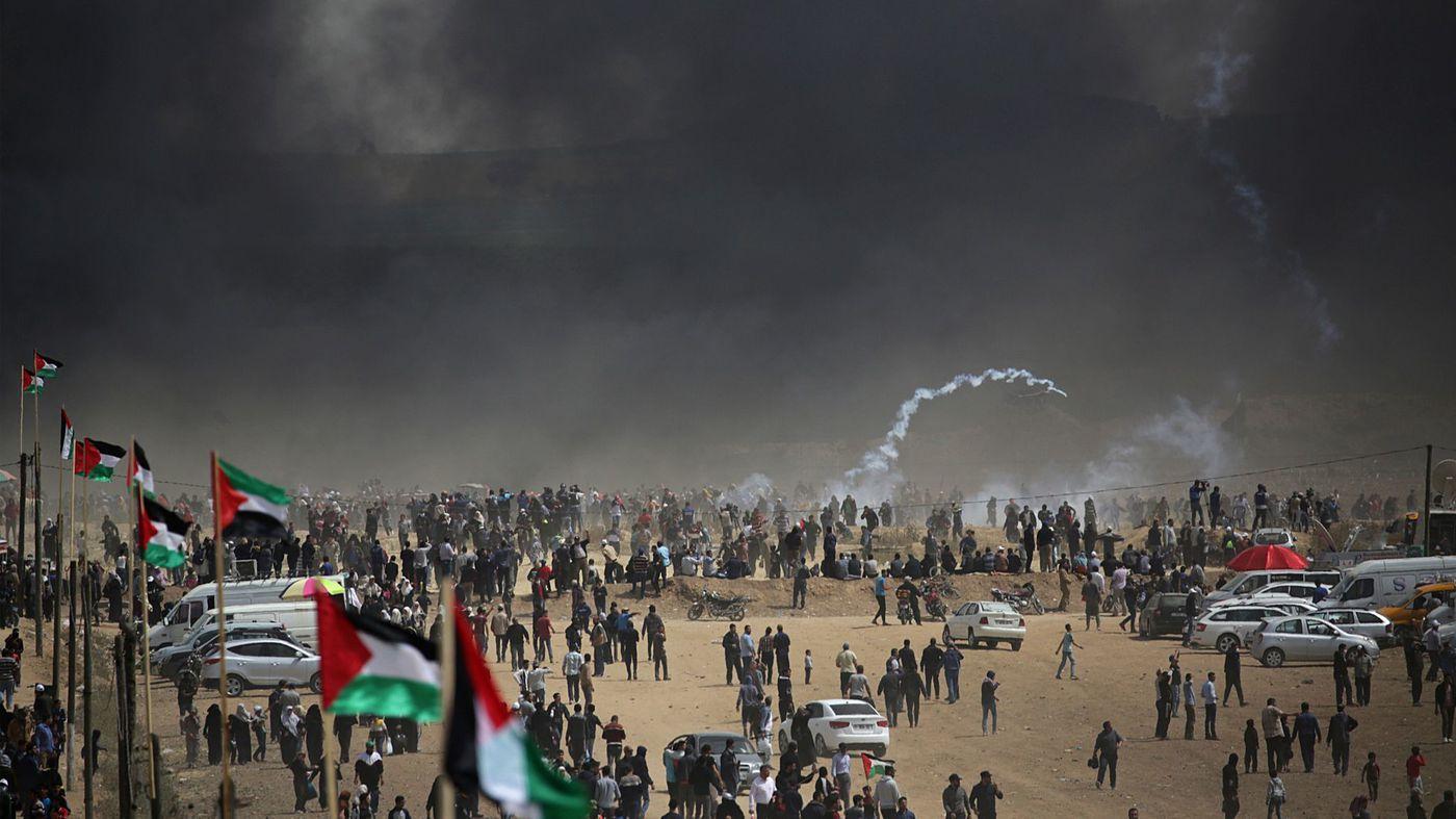 مقتل أربعة فلسطينيين في غزة برصاص الاحتلال