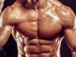 الكتلة العضلية