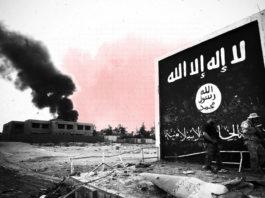 الدولة الإسلامية في العراق والشام ما بعد خسارة العراق والشام