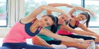 ممارسة التمارين