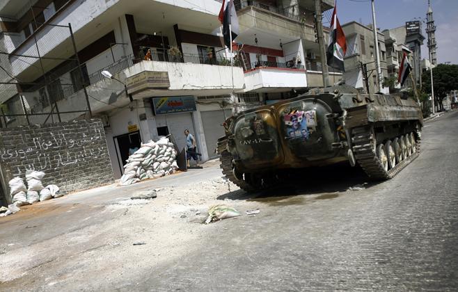 المخابرات السورية