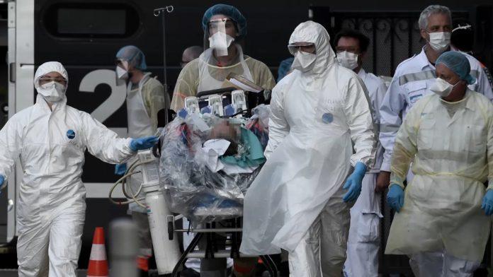 جائحة وباء كورونا المستجد القاتل