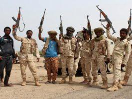 مرتزقة سودانيين
