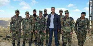 رئيس النظام السوري