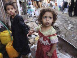 الأطفال الفلسطينيين