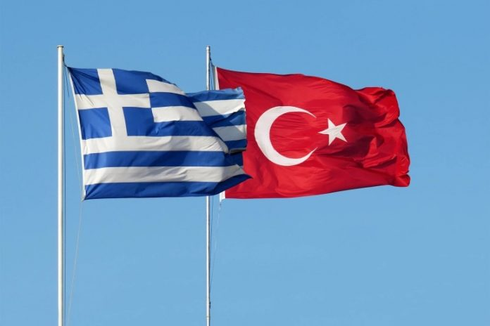 الأزمة التركية اليونانية